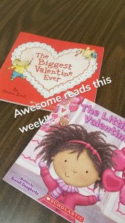 Awesome reads this week!!