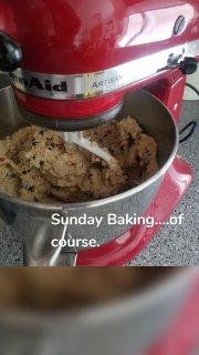 Sunday Baking....of course.