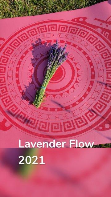 Lavender Flow 2021